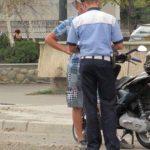 Fără permis pe motoclicletă. Un tânăr de 16 ani, s-a ales cu dosar penal