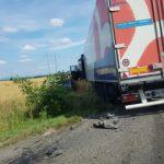 Bărbatul care a provocat accidentul dintre Hurez și Săsciori nu avea permis de conducere