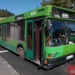 Au fost achiziționate două autobuze pentru transportul public local