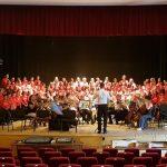 """Micuții din Tabăra de Muzică""""Țara Făgărașului"""" ne invită mâine la concert"""