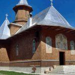 Hram la Mănăstirea de la Dejani