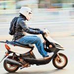 Încă un dosar penal pentru conducerea unui moped fără permis