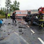 Ocupanții din microbuzul implicat în accidentul de la Vlădeni sunt din Șinca Veche