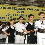 Atmosferă de sărbătoare autentic românească la Beclean. Fiii satului – ediția a III-a (foto, video)
