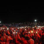 Record la Zilele Făgărașului. Peste 10.000 de oameni au fost prezenți aseară pe Stadionul Municipal Făgăraș (foto, video)