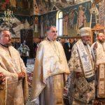 Liturghie arhierească la Mănăstirea de la Dejani