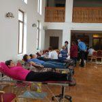 Peste 80 de persoane au donat sânge la Făgăraş