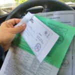 Dosar penal pentru că avea asigurarea auto expirată