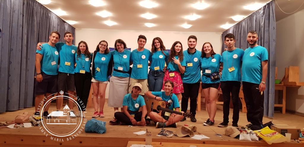 zz echipa voluntarilor TSM Rodbav