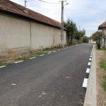 Drumurile din comuna Lisa sunt asfaltate