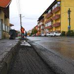 Recon & Doje repară strada Parcului, pe propria cheltuială, în urma lucrărilor din anul 2015