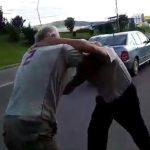 Făgăraș. S-a ales cu dosar penal după ce și-a bătut fratele