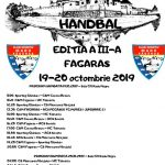 Weekend plin de handbal la Făgăraș