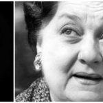 A murit marea actriţă Tamara Buciuceanu Botez