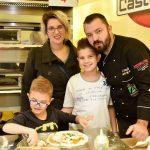 Făgărăşeanul Ciprian Zamfir, instructor la una din cele mai renumite școli de pizza din Italia