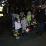 Copiii l-au sărbătorit aseară pe Sfântul Martin