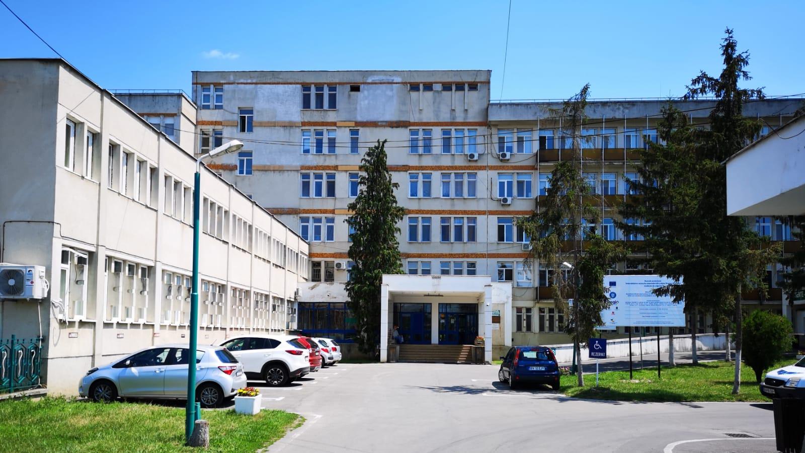 Spitalul Municipal Făgăraș vrea să cumpere trei sisteme complexe de ventilare