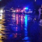 Pieton lovit de o mașină și în Făgăraș