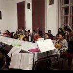 Cadou muzical pentru făgărășeni, oferit de Atelierul de chitară al Protopopiatului Ortodox Făgăraș