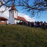 Ziua națională a României, sărbătorită într-un cadru special la Comăna de Sus