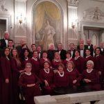 """Concert extraordinar de colinde susținut de corul de cameră """"Astra"""", în premieră la Cetatea Făgăraș"""