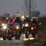 Moș Crăciun va ajunge pe motocicletă în centrul orașului pentru a împărți daruri tuturor copiilor