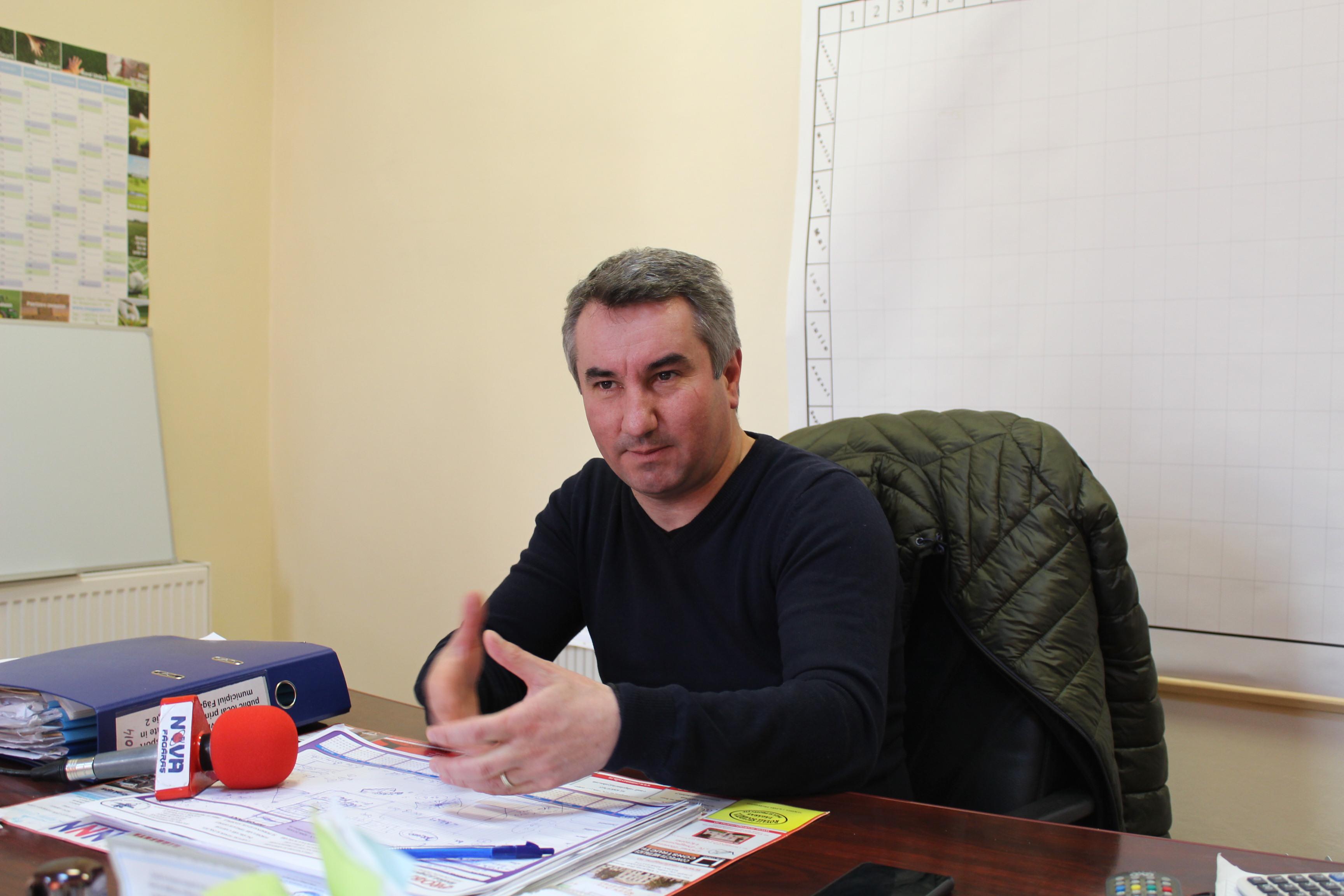 """Primarul Sucaciu: """"Nu am afirmat niciodată că va fi desființat clubul sportiv municipal""""!"""