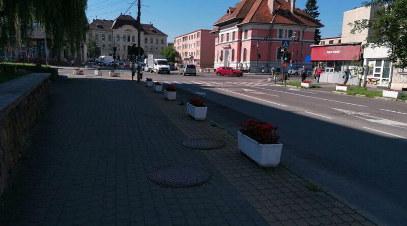 Incidența cumulată pe localități în județul Brașov