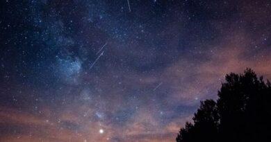 Noaptea Orionidelor. Ploaie de stele, în nopțile de 21 și 22 octombrie