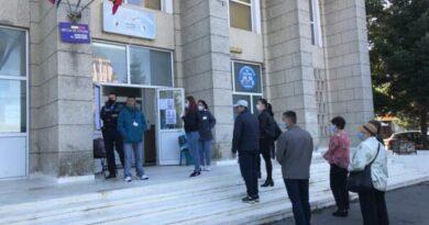 Ora 12.00. Prezență mai scăzută la vot în Făgăraș