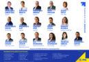 Candidaţii PNL pentru Consiliul Local Victoria