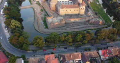 Cetatea Făgărașului își va recăpăta strălucirea de altădată