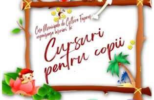 Veste bună pentru copiii care vor să participe la cursurile Casei de Cultură Făgăraș