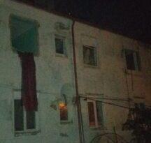 Explozie provocată de o acumulare de gaze într – un apartament din Făgăraș