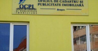 OCPI Brașov sistează activitatea de relații cu publicul din cauza cazurilor de COVID-19