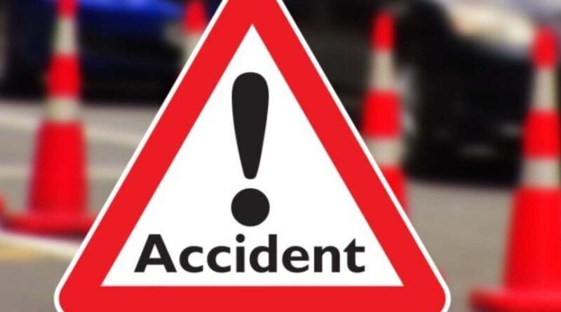 Accident rutier pe DN1, în zona Popasul Căprioarei