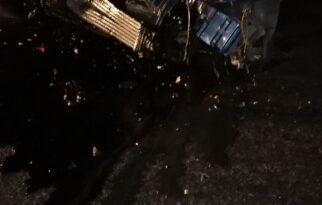 Accident rutier pe DN1, în zona Rompetrol
