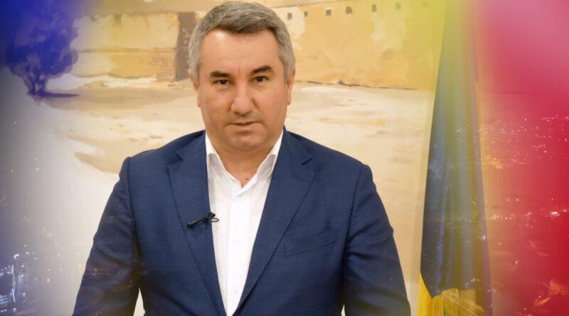 Mesajul primarului Gheorghe Sucaciu de Ziua Națională a României