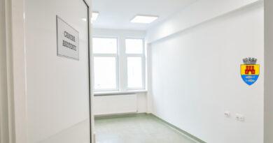 Începe amenajarea Pediatriei de la Spitalul Făgăraș. Lucrările, verificate de ISU și ISC