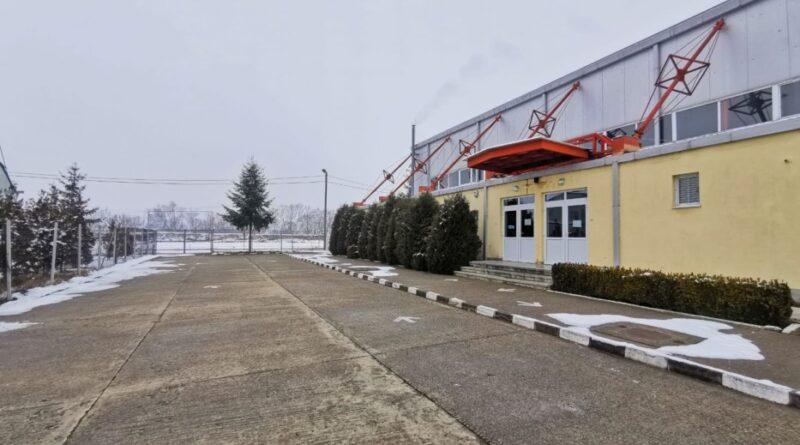 sala de sport Șenchea
