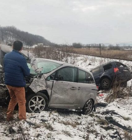accident Mândra-Șercaia