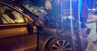 accident Ghimbav