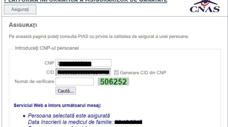 aplicatie-verificare-assigurare-sanatate