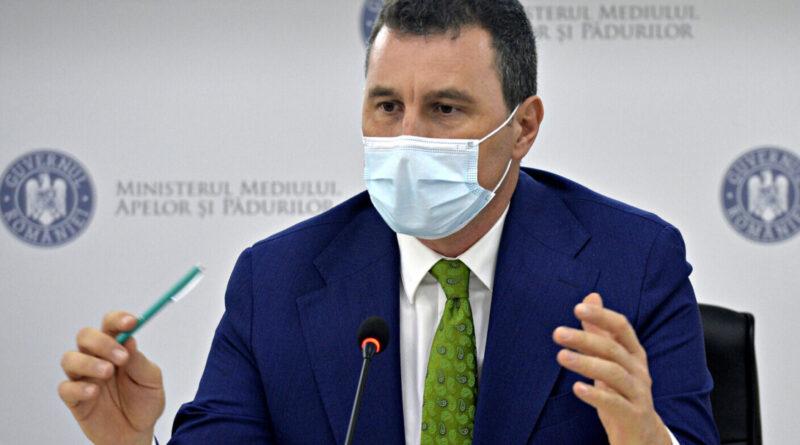 ministru mediu