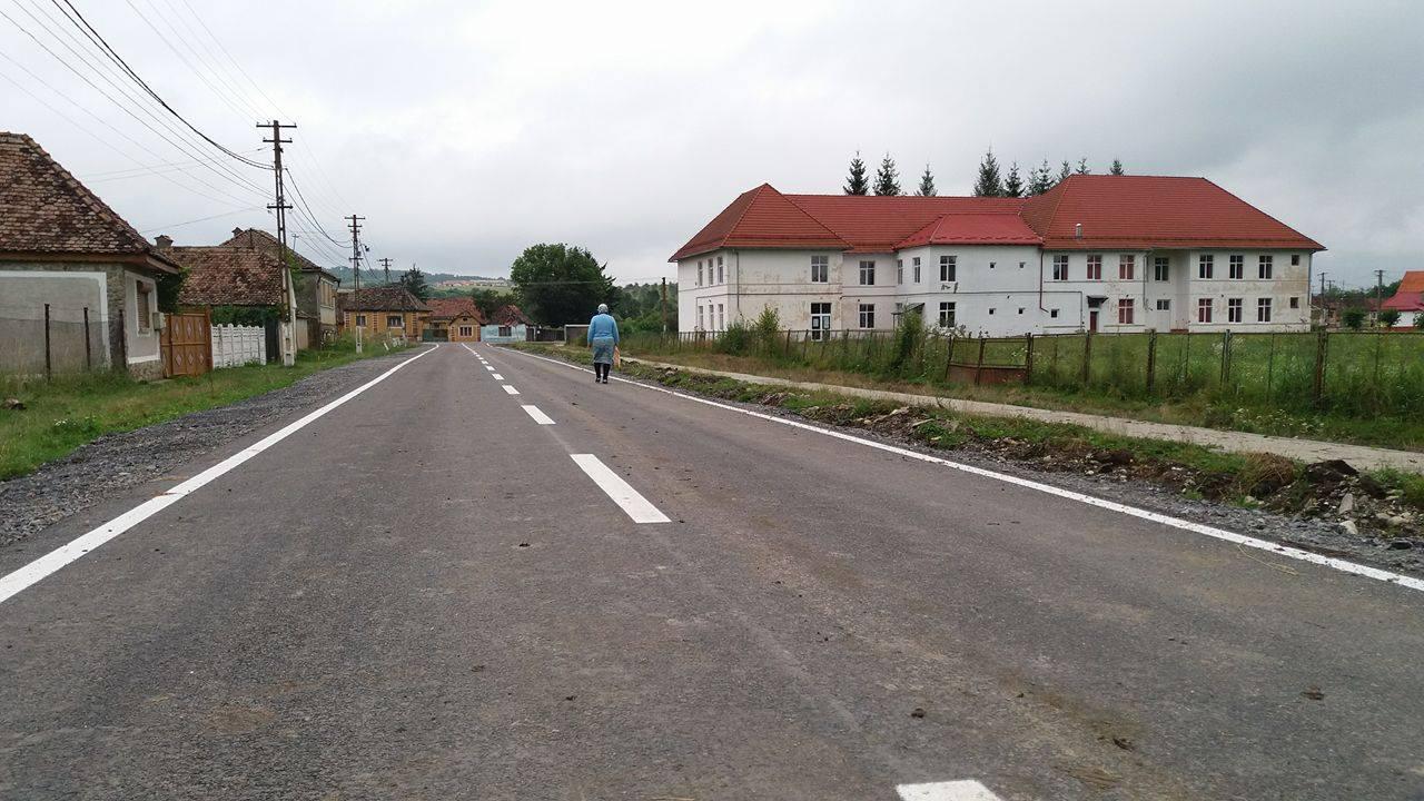 asfaltare cincu