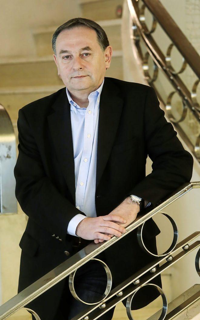 E.O.Chirovici- credit foto El Mundo (Spania)