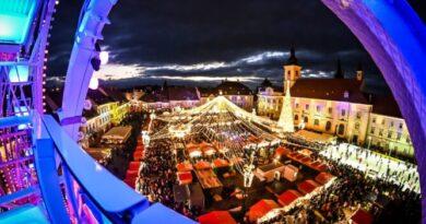 Targul de Crăciun Sibiu