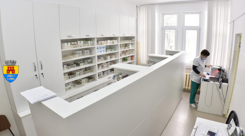 farmacie spital